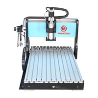Water-Cooled CNC 6040 800W Spindle Metal Engraving Machine/CNC carving machine