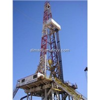 ZJ20/30/40/50/70 Oil Drilling Rig (drilling depth from 1000 meter to 7000 meter)