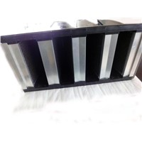 air activated carbon filter for central air-conditioning and ventilation systems