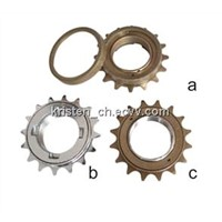 bicycle freewheel/A3-20/B1.375*24T/single speed