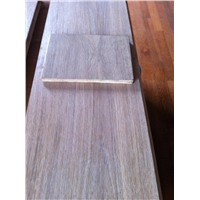 brushed Engineered oak flooring/wide plank flooring