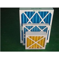 cheap air filter paper g4 panel filters