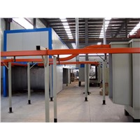 China Powder Coating Line Supplier with Quality Service