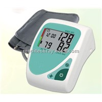 digital blood pressure meter with CE certification