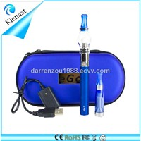 dry herb wax glass globe vaporizer kit, factory delivery wholesale paypal acceptable