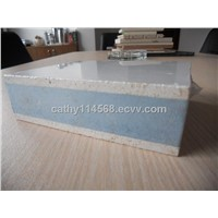 export light weight XPS sandwich panel