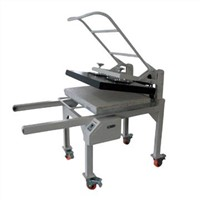 heat press machine suitable for large size printing