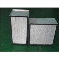 Hepa Filter with Aluminum Separators