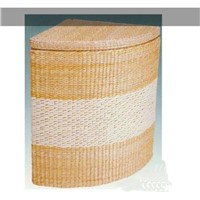 Living Water Hyacinth Laundry Basket