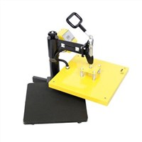 manual combo& swing heat press machine