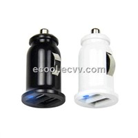 USB port Car Charger 5v3.1A Two Port USB