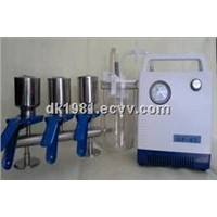 multiple vacuum filtration