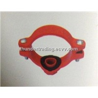 Side Outlet(Threaded) for Fire Pipe,Pipe Fitting,Groove Fitting,Mechanical-Tee
