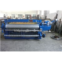 stainless steel welded wire mesh machine