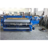 weight Welded wire mesh machine