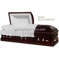 Wooden Casket for Funeral Products(HT-0401)