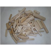 Birch Wood Wooden Dowel Pins Furniture Accessories