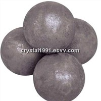 forged grinding balls for cementing
