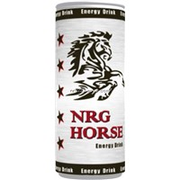 NRG HORSE Energy Drink with Sole Distribution
