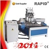 Good Product !!! cnc wood router with side milling axis