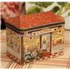House Tin ,Metal house Box ,Lunch House box ,Metal House Can from Goldentinbox.com