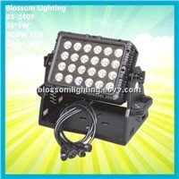 24*5W RGBW LED Floodlight (BS-2409)