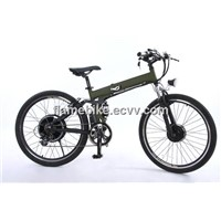 26' Foldable Electric Bicycle/Aluminum Foldable Electric Bike/Alloy Bicycle
