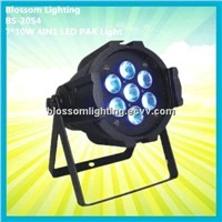 7*10W 4IN1 LED PAR Light Without IP65 (BS-2054)