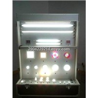 Aluminum LED Display Boards/Cases/Showcases/Exhibition Boards