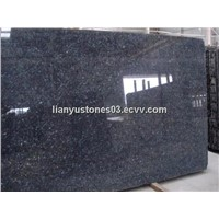 Blue pearl granites slabs&tiles for countertop