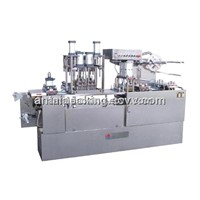DPB-250 Fish Food Blister Packing Machine