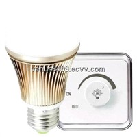 E27 7W dimmable led bulb