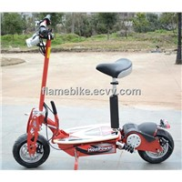 Electric Scooter/Mini Scooter/Electric Bike With 48V/12AH Lithium Battery