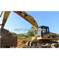 Excellent CAT 320D Excavator with good condition