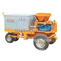 High Performance Energy Saving PS5I Wet Concrete Spraying Machine