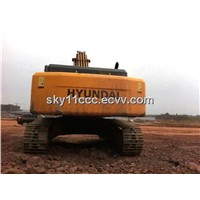 Hyundai 335 Excavator good in condition for sale