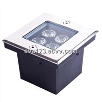 JO-UG02    4W  LED underground light