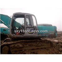 Kobelco SK200-6 Excavator with Good Condition