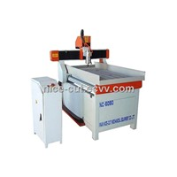 Metal Engraving CNC Router for Aluminum Copper Iron Steel carving (NC-6090)