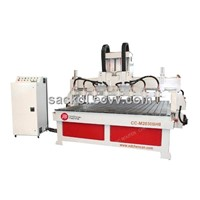 Multi-head Woodworking CNC Engraving Machine