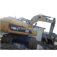 Original CAT/ Caterpillar 320/ 320D Excavator