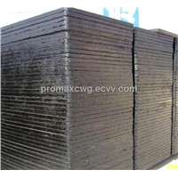Plastic pallet pvc pallet brick pallet block pallet for concrete block machine