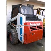 Used Skid Steer Loader Bobcat 743