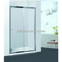 Slider shower door wall to wall S-2050