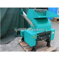 Special design plastic Crusher for plastic pipe