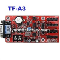 TF-A3 LED Display Control Card,Single & Dual Color Support