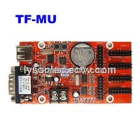 TF-MU LED Display Control Card,USB Memory Driver Communiction