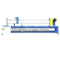 TL-126 Fin tube machine for heating element or electric heater