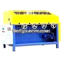 TL-256 Semiautomatic polishing machine (4stations)