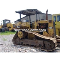 Used CAT Dozer D4H/Caterpillar Bulldozer